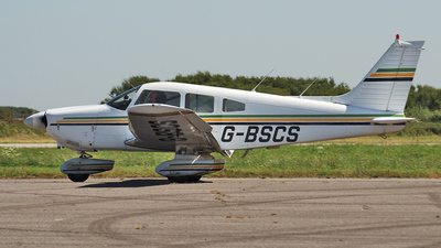 A picture of GBSCS - Piper PA28181 - [287890064] - © Brian Whitelegg