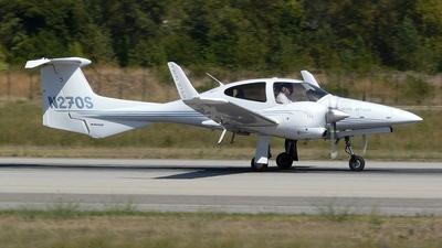 N270S - Diamond DA-42 Twin Star - Private