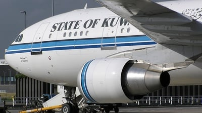 9K-AHI - Airbus A300C4-620 - Kuwait - Government