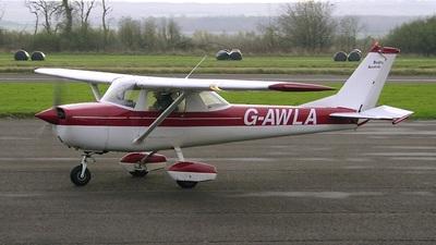 G-AWLA - Reims-Cessna F150H - Private
