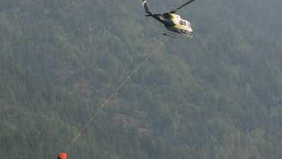 C-GTHK - Bell 212 - Tundra Helicopters