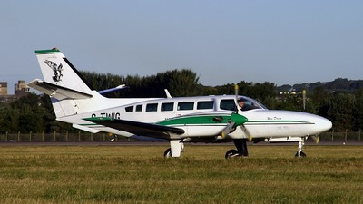 G-TWIG - Reims-Cessna F406 Caravan II - Highland Airways