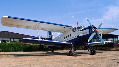 SP-ANN - Antonov An-2TD - Private