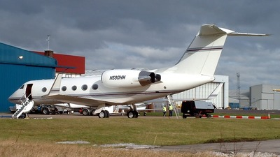 A picture of N590HM -  - [] - © Jason Nicholls - v1images