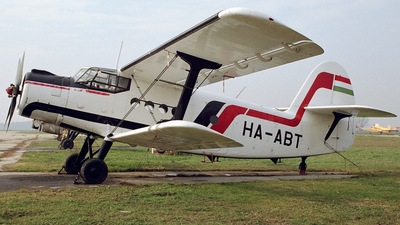 HA-ABT - Antonov An-2 - Kapos Airport