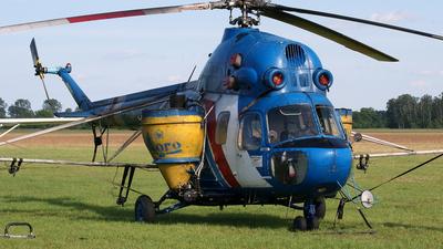 SP-SBN - PZL-Swidnik Mi-2 Hoplite - Heliseco