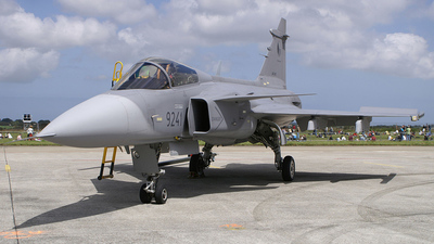 9241 - Saab JAS-39C Gripen - Czech Republic - Air Force