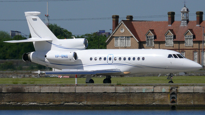 A picture of VPBNS - De Havilland Canada Dash 8300 - Yakutia Airlines - © Karsten Bley