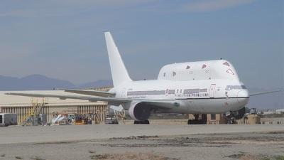 N767BA - Boeing 767-200 - Boeing Company