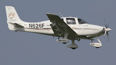 A picture of N626F - Cirrus SR22 - [2489] - © Ian Howat