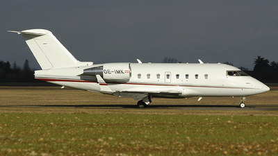 OE-IMK - Bombardier CL-600-2B16 Challenger 604 - MAP Executive Flightservice