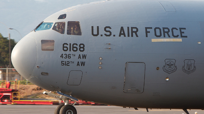 06-6168 - Boeing C-17A Globemaster III - United States - US Air