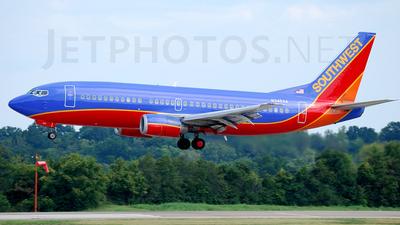 N345SA - Boeing 737-3K2 - Southwest Airlines