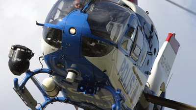 SE-HPS - Eurocopter EC 135P2 - Sweden - Police