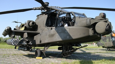 Q-14 - Boeing AH-64D Apache - Netherlands - Army