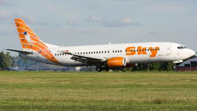TC-SKE - Boeing 737-4Q8 - Sky Airlines