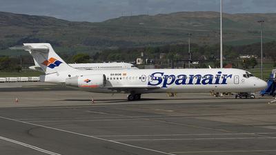 SX-BOB - Boeing 717-2K9 - Spanair