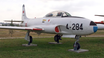 51-4284 - Lockheed T-33 Shooting Star - Turkey - Air Force
