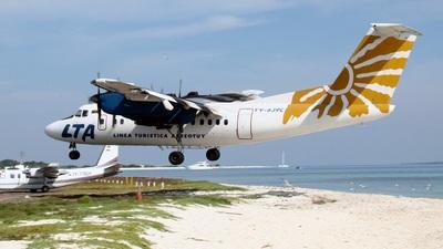 YV-639C - De Havilland Canada DHC-7-102 Dash 7 - Línea Turística Aereotuy (LTA)