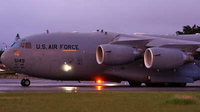 05-5149 - Boeing C-17A Globemaster III - United States - US Air Force (USAF)