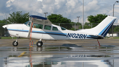 N102BN - Cessna U206G Stationair - Private