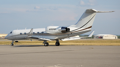 N250RG - Gulfstream G-IV - Private