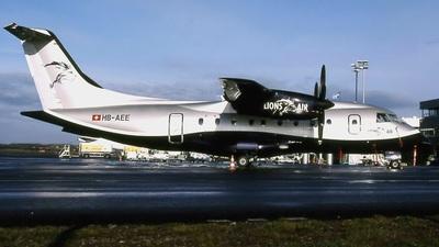 HB-AEE - Dornier Do-328-110 - Lions Air