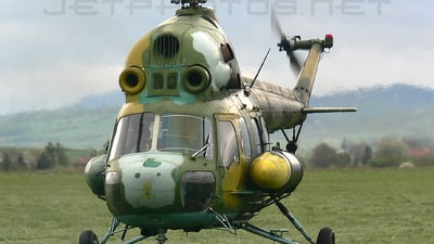 4711 - PZL-Swidnik Mi-2RL Hoplite - Poland - Air Force