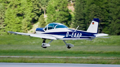 D-EAAP - Bolkow Bo.209 Monsun 150RV - Private