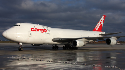 N545SG - Boeing 747-243F(SCD) - Cargo B Airlines