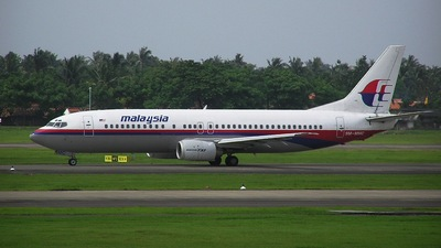 9M-MMC - Boeing 737-4H6 - Malaysia Airlines
