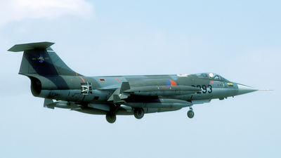 D-8293 - Lockheed RF-104G Starfighter - Netherlands - Royal Air Force