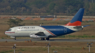 VT-EGH - Boeing 737-2A8(Adv) - Alliance Air