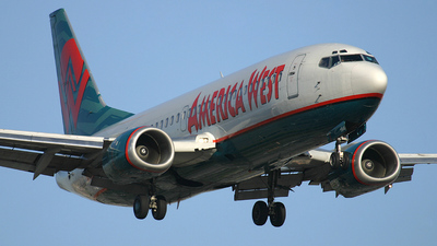 N164AW - Boeing 737-33A - America West Airlines