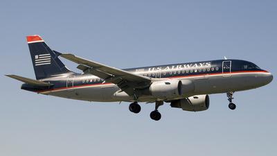 N716UW - Airbus A319-112 - US Airways