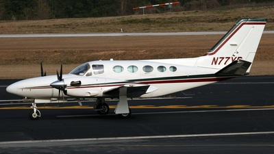 A picture of N77YP - Cessna 425 - [4250111] - © PeachAir