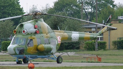 4507 - PZL-Swidnik Mi-2RL Hoplite - Poland - Air Force