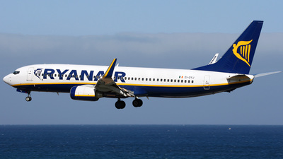 EI-DYJ - Boeing 737-8AS - Ryanair