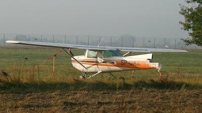 SP-GKZ - Cessna 152 II - Private