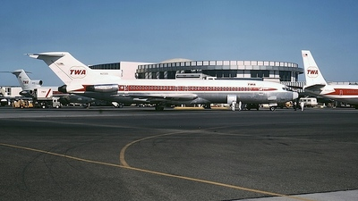 N12305 - Boeing 727-231 - Trans World Airlines (TWA)