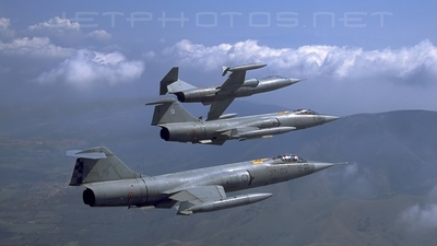 MM6731 - Lockheed F-104S ASA-M Starfighter - Italy - Air Force