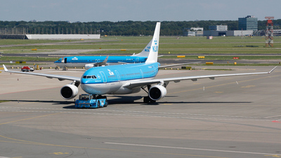 PH-AOD - Airbus A330-203 - KLM Royal Dutch Airlines