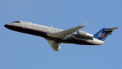 N912SW - Bombardier CRJ-200LR - United Express (SkyWest Airlines)