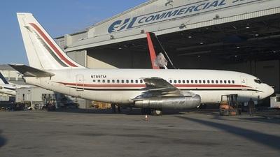 N789TM - Boeing 737-282(Adv) - Casino Express