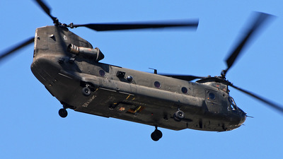 89-00142 - Boeing CH-47D Chinook - United States - US Army