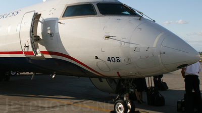 N408AW - Bombardier CRJ-200LR - US Airways Express (Air Wisconsin)