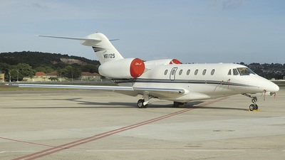 N5112S - Cessna 750 Citation X - Private