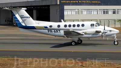PR-ART - Beechcraft 200 Super King Air - Private