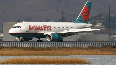 N803AW - Airbus A319-132 - America West Airlines