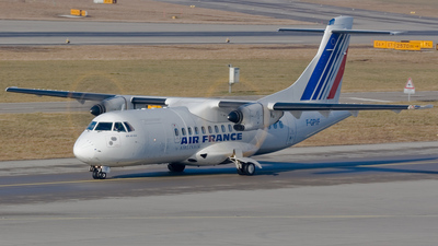 F-GPYF - ATR 42-500 - Air France (Airlinair)